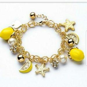 Beautiful  Charm Statement Bracelets!